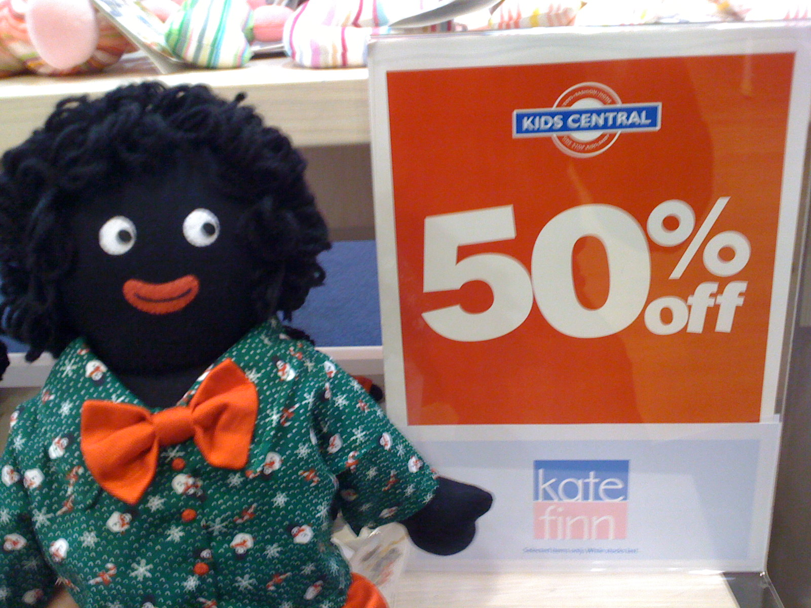 Knitting Patterns For Golliwogs Free : toys Rear Left